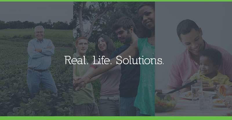 Real. Life. Solutions